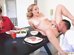 Big Cock, Babe, Big Cock, Blonde, Cuckold, Sex