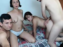 Webcam, Amateur, Bitch, Group, Hardcore, Orgy
