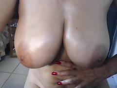 amateur bdsmcoupleee flashing boobs on live webcam porn tube video
