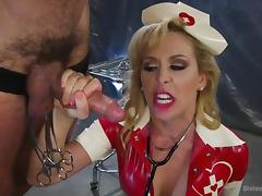 Big Cock, BDSM, Big Cock, Big Tits, Blonde, Blowjob