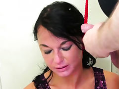 Boobs, BDSM, Big Tits, Blowjob, Boobs, Brunette
