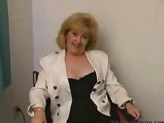 60yr Old Grandma Gets It mature mature porn granny old cumshots cumshot