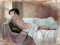 Erotic Watercolors of Pascal Chove tube porn video