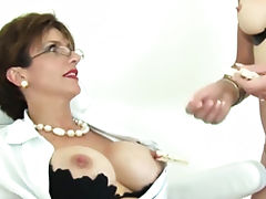 Adulterous english milf lady sonia shows off her big 65OpT tube porn video