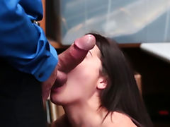 Brutal, Arab, Big Cock, Blowjob, Brunette, Brutal