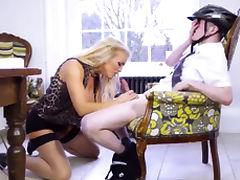 Anal, Anal, Assfucking, Big Tits, Blonde, Blowjob