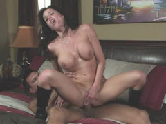 Super horny big titted milf Veronica Avluv fucked until she gets an orgasm tube porn video