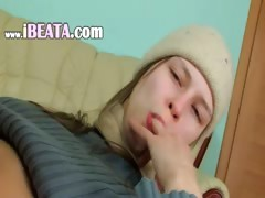 Free Beata germanian girl in warm outfit tube porn video