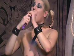 Antonia choking and gagging tube porn video