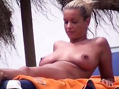 Amateur, Amateur, Beach, Close Up, HD, MILF