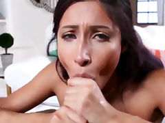 Sister, Banging, Blowjob, Brunette, Dirty, European