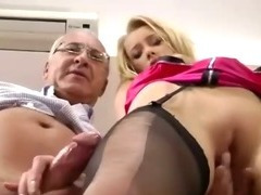 free British Old and Young porn