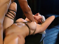 BDSM, BDSM, Blonde, Bondage, Bound, Cum