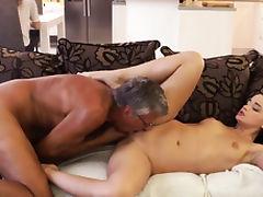 Blowjob, Blowjob, Brunette, Hardcore, HD, Small Tits