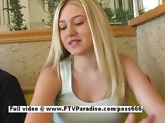 Alison tender teen blonde girl tube porn video