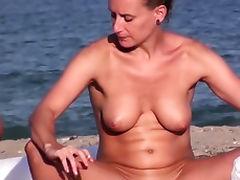 Amateur, Amateur, Beach, Close Up, HD, Hidden