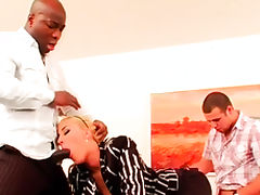 Sensational Defrancesca Gallardo adores taste of cum