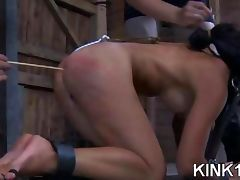 a spreader bar tube porn video