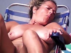 Boobs, Amateur, Beach, Big Tits, Boobs, Close Up