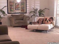 Milf lesbians Lauren Lee and Sara Stone tube porn video