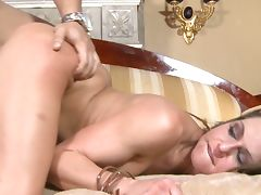 Naughty rachel roxxx gets nailed by a monster dick