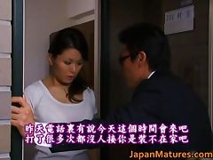 Miki Sato real asian beauty is a mature tube porn video