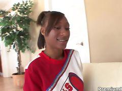 Eboby schoolgirls gets rammed