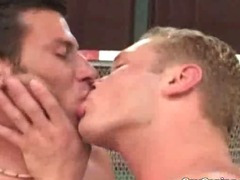 Sporty twinks suck and fuck their pricks hard tube porn video