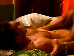 Exotic Indian Couple Explore Tantra Sex With A Twist