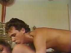 Aja and Tom Byron