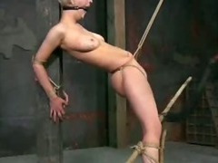 Hard Nipples in Clamps tube porn video