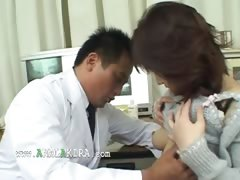 asian doctor and asian bottom