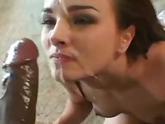 Big BBC Huge Facial Cumshot tube porn video