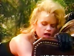 Mistress fucking in the garden tube porn video