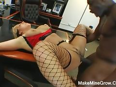Erika staxxx pounded by black monster cock tube porn video