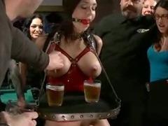 Hot pretty girl ass fucked tube porn video