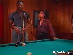 Incredible sex on pool table where tube porn video