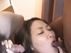 groupsex with elegant japanese asshole