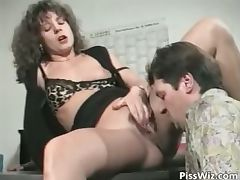 Hot and horny milf knows how her man part6