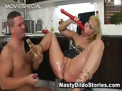 Mature MILF gets asshole fucked part6 tube porn video
