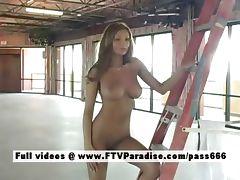 Amy tender teenage blonde posing tube porn video