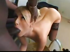 sucking the bbc tube porn video