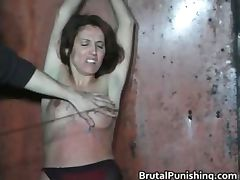 Hardcore bondage and brutal punishement part5 tube porn video