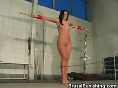 Hardcore fetish and brutal punishement part6
