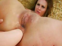 two girsl fucking anal with fag tube porn video