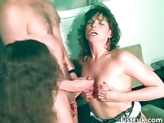Amateur kinky action where brunette MILF part4
