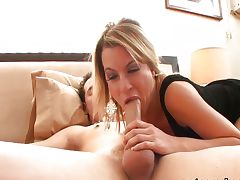 Blonde MILF Jessie Fontana hardcore sex tube porn video
