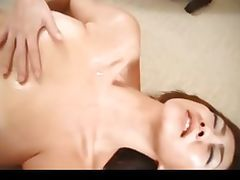 Sexy asian babe gets her tight pussy part5
