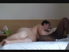 BBW with BBC tube porn video