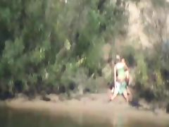 spy video fuck on the river